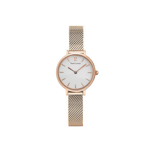 Pierre Lannier Nova Rose Gold Anthracite 26mm Watch