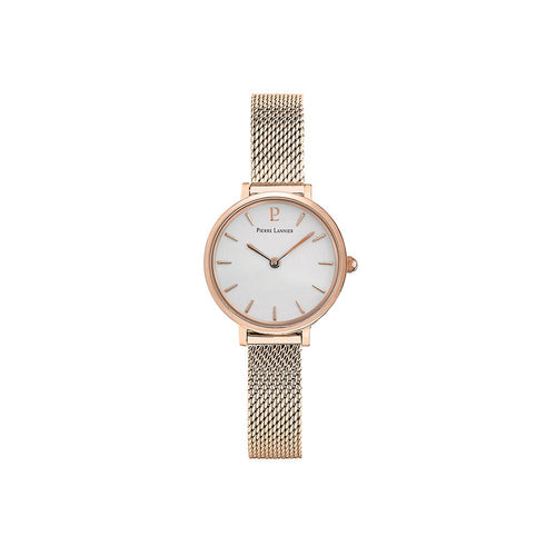 Pierre Lannier Nova Rose Gold Rose Gold 26mm Watch