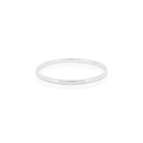 Silver Childs Bangle 55mm