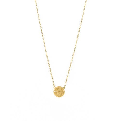 Gold Plated Sundance Necklace
