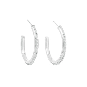 Silver Lula Earrings