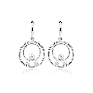 Silver Anahita Earrings