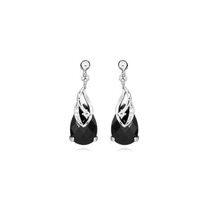 Pietra Cubic Zirconia Earrings