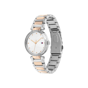 Lynn White 2 Tone Stainless Steel Watch