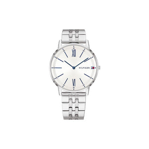 Cooper White Stainless Steel Watch