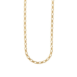 9ct Yellow Gold Figaro Chain Necklace