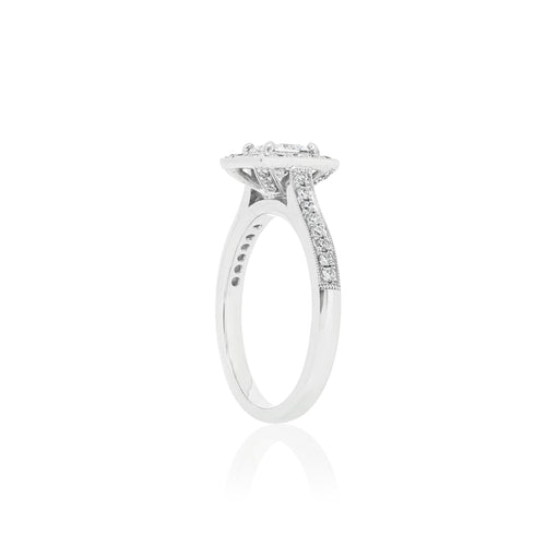 18ct White Gold Mirella Diamond Ring