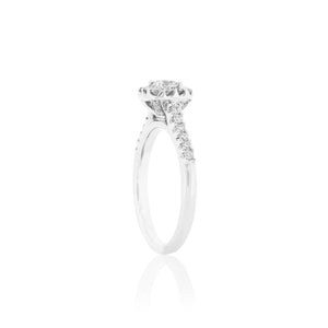 18ct White Gold Maddison Diamond Ring