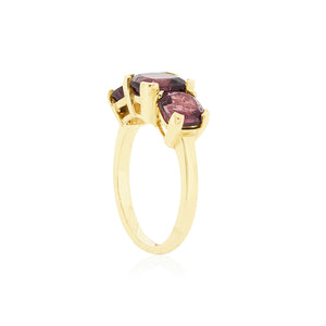 18ct Yellow Gold Tourmaline Dress Ring