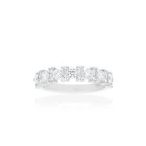 18ct White Gold Fiora Diamond Ring
