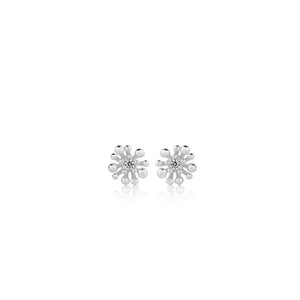 Silver Blossom Studs (Growth)