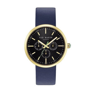 Jack Gold Black Blue Watch