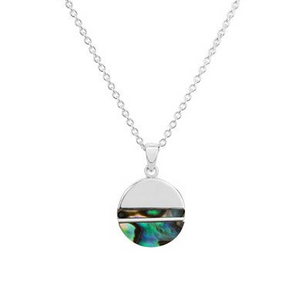 Cherished Paua Necklace