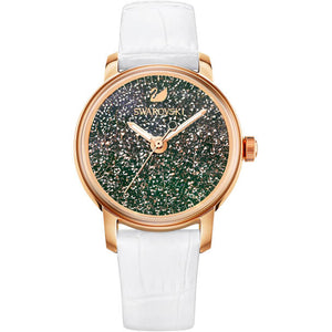 Crystalline Hours Rose Gold Watch