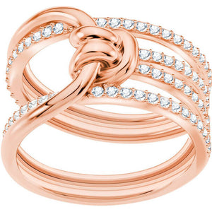 LifeLong Wide Rose Gold Ring
