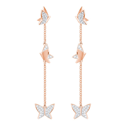 Lilia Ver Rose Gold Plated Earrings