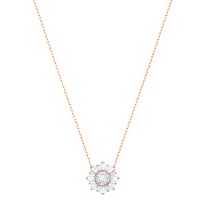 Sunshine Rose Gold Pendant - Medium