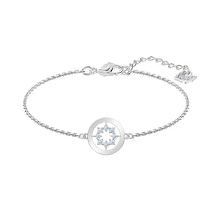 Further Circle Cry/Rhs Bracelet
