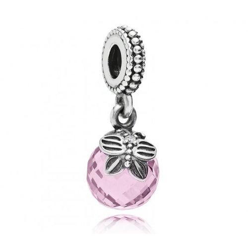 Pink Morning Butterfly Charm
