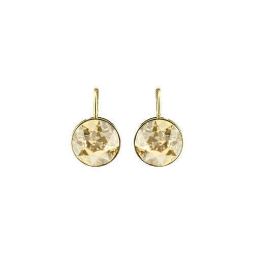 Champagne Gold Plated Earrings