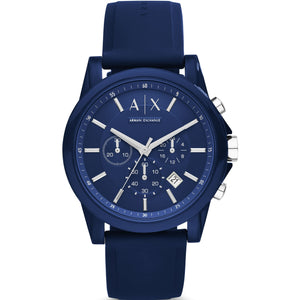 Active Chronograph Watch Blue