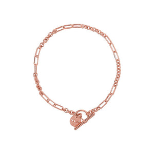 York Bracelet - Rose Gold Plated