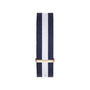 Nato Strap Glasgow Rose Gold Watch 20mm Strap