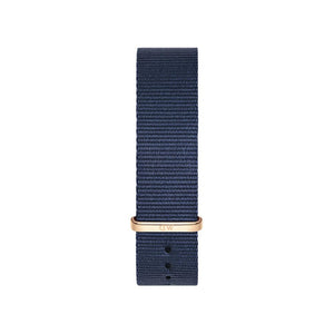 Bayswater 20mm Rose Gold Watch Strap