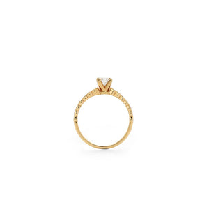 9ct Yellow Gold Adoration Ring TDW approx .64CT