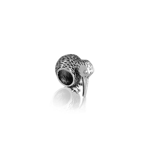 Silver Baby Kiwi (Born in NZ) Charm