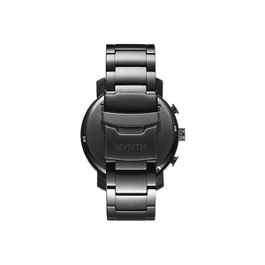 Chrono Gunmetal Steel Men's Watch