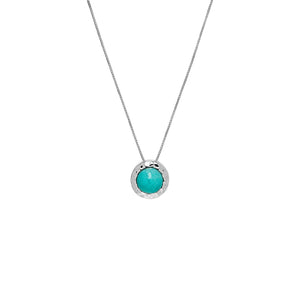 Dover Necklace - Amazonite