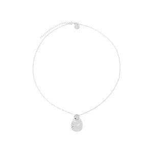 Madame Luck Necklace - Silver