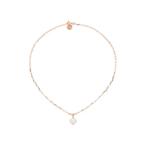 MS Perla Necklace - Rose Gold Plated