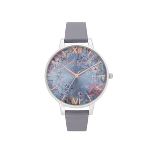 Under the Sea Blue & Silver Watch