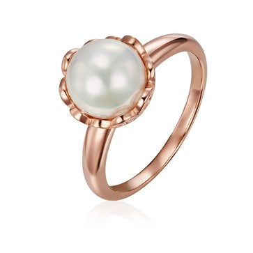 0453d6867 Rose Champagne Bubbles Ring | Silvermoon