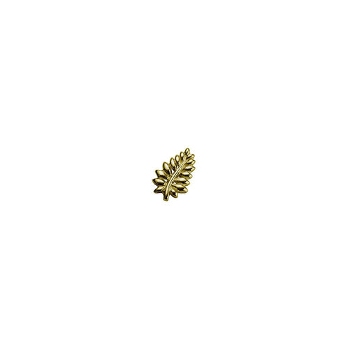 9ct Gold New Zealand Fern Charm