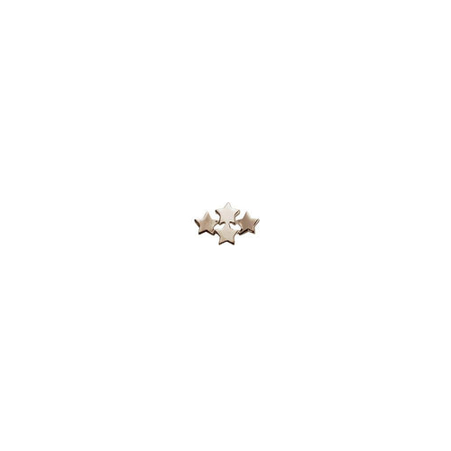 9ct Rose Gold Wishing Stars Charm