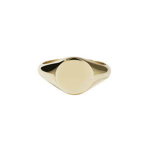 9ct Gold Sunset Ring