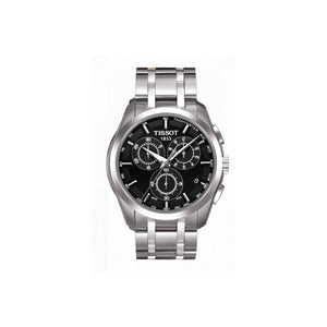 Couturier and Black Chrono Mens Watch