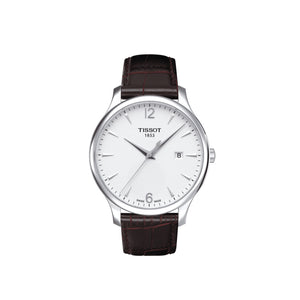 Tradition and White Brown Mens Watch