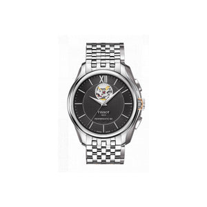 Tradition and Black Automatic Mens Watch