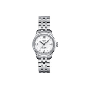 Le Locle Automatic SS Silver Ladies Watch