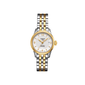 Le Locle Automatic SS Gold Ladies Watch