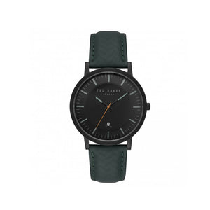 David Black Dial Dark Green Watch