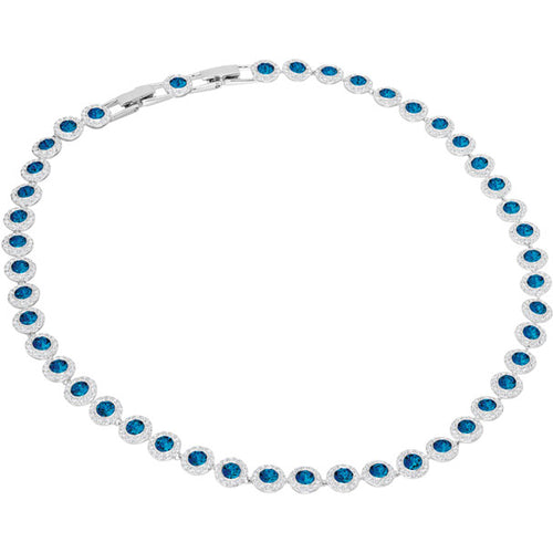 Angelic Blue Necklace