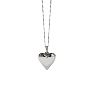 Silver Camille Necklace