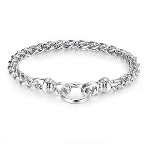 Helix Chain Medium Bracelet