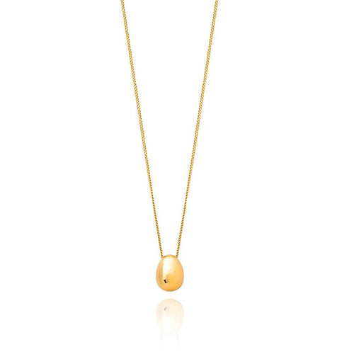 Egglet 9ct Gold Necklace