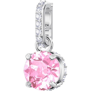 Remix Birthstone Charm October Pink